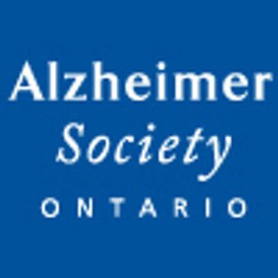 Alzheimer Society of Ontario Twitter