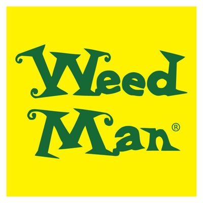Weed Man USA Logo